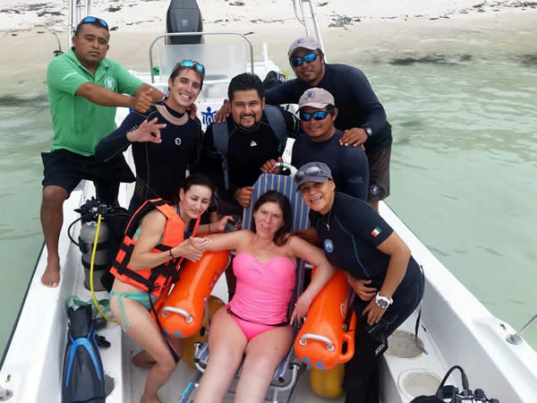 First IAHD DP course conducted in Cancún – Mexico